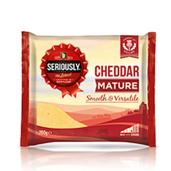 Seriously Mature Cheddar Smooth