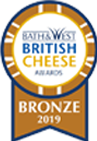 British Cheese Award Bronze 2019