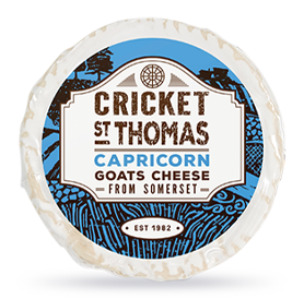Cricket St Thomas Goats Cheese