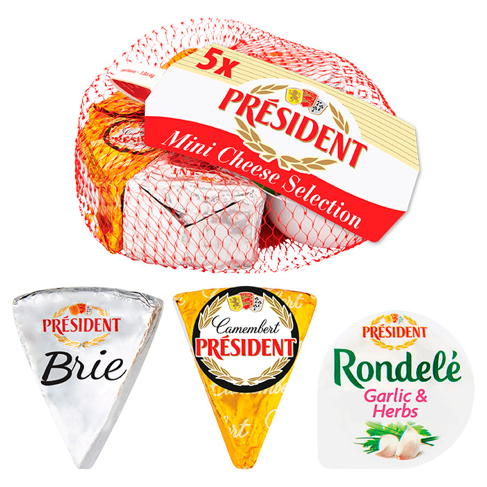 President Mini Cheese Recall
